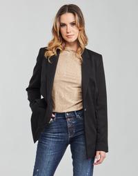 Ruhák Női Kabátok / Blézerek Guess AIDA JACKET Fekete