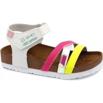 Cipők Lány Szandálok / Saruk Gioseppo CHANCLAS NIÑA  REID 62326 Fehér