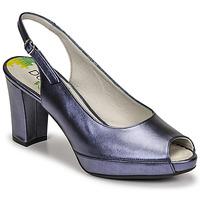 Cipők Női Félcipők Dorking MODALIA Tengerész