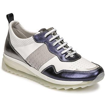 Cipők Női Rövid szárú edzőcipők Dorking VIP Fehér