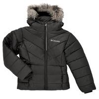 Ruhák Lány Steppelt kabátok Columbia KATELYN CREST Fekete