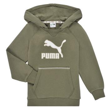 Ruhák Fiú Pulóverek Puma T4C HOODIE Keki