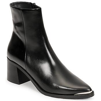 Cipők Női Bokacsizmák Jonak DELO Fekete