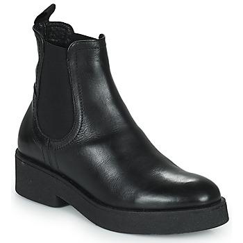 Cipők Női Csizmák Jonak NOLITA Fekete