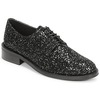 Cipők Női Oxford cipők Jonak DOI Fekete
