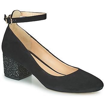Cipők Női Félcipők Jonak VESPA Fekete