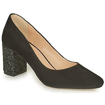 Cipők Női Félcipők Jonak VATIO Fekete