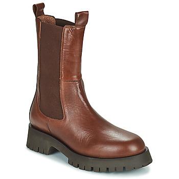 Cipők Női Csizmák Jonak RIDLE Barna