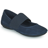 Cipők Női Balerina cipők  Camper RIGHT NINA Kék