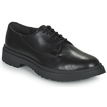 Cipők Férfi Oxford cipők Camper WALDEN Fekete