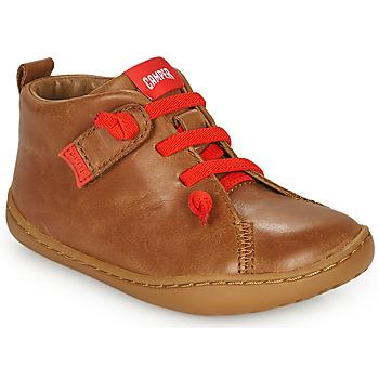 Cipők Gyerek Oxford cipők Camper PEU CAMI Barna