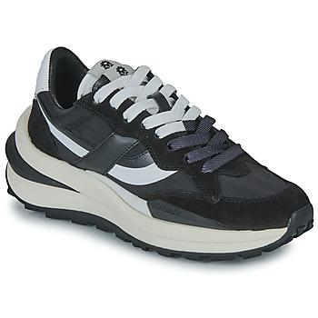 Cipők Női Rövid szárú edzőcipők Ash SPIDER 621 Fekete