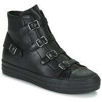 Cipők Női Magas szárú edzőcipők Ash VIRGIN Fekete