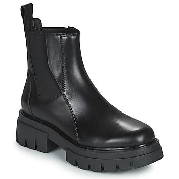 Cipők Női Csizmák Ash LINKS Fekete