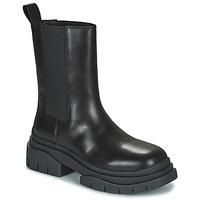 Cipők Női Csizmák Ash STORM Fekete