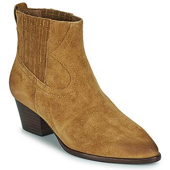 Cipők Női Bokacsizmák Ash HARPER Barna