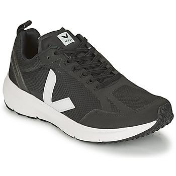 Cipők Rövid szárú edzőcipők Veja CONDOR 2 Fekete  / Fehér