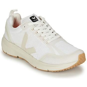 Cipők Rövid szárú edzőcipők Veja CONDOR 2 Fehér