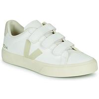 Cipők Rövid szárú edzőcipők Veja RECIFE LOGO Fehér