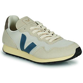 Cipők Rövid szárú edzőcipők Veja SDU REC Bézs / Kék