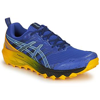 Cipők Férfi Futócipők Asics GEL-Trabuco 9 Kék / Citromsárga
