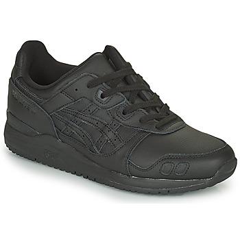 Cipők Rövid szárú edzőcipők Asics GEL-LYTE III OG Fekete