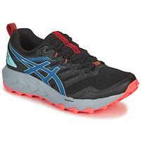 Cipők Női Futócipők Asics GEL-SONOMA 6 Fekete  / Kék / Rózsaszín