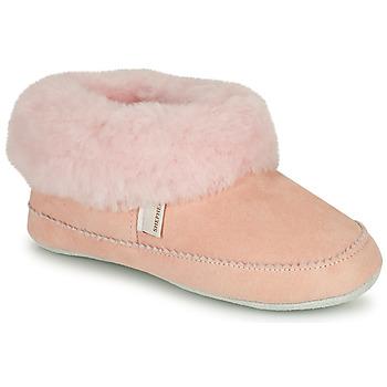 Cipők Lány Mamuszok Shepherd PITEA Rózsaszín