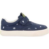 Cipők Gyerek Rövid szárú edzőcipők Gioseppo ZAPATILLAS CON VELCRO NIÑOS  MYERS 59606 Kék