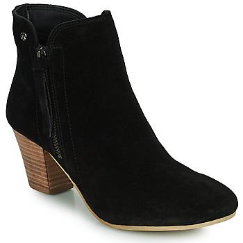 Cipők Női Bokacsizmák Ravel TULLI Fekete