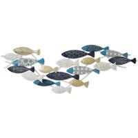 Otthon Ünnepi dekorációk Signes Grimalt Fish Motif Fal Azul