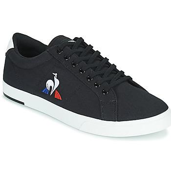 Cipők Férfi Rövid szárú edzőcipők Le Coq Sportif VERDON II Fekete