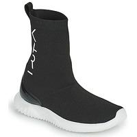 Cipők Lány Magas szárú edzőcipők Karl Lagerfeld HEROS Fekete