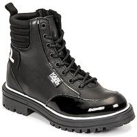 Cipők Lány Városi csizmák Karl Lagerfeld HOLISTA Fekete