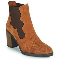 Cipők Női Bokacsizmák Elue par nous KOISSON Teve
