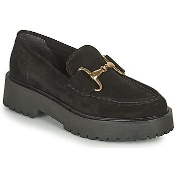 Cipők Női Oxford cipők Elue par nous KOMPLEMENT Fekete