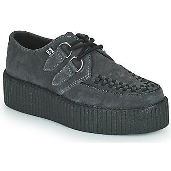 Cipők Oxford cipők TUK VIVA HIGH CREEPER Szürke