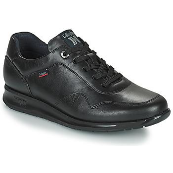 Cipők Férfi Oxford cipők CallagHan WENDIGO Fekete