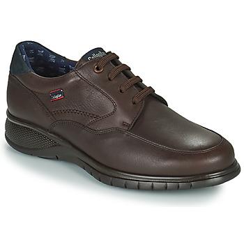 Cipők Férfi Oxford cipők CallagHan FREEMIND Barna