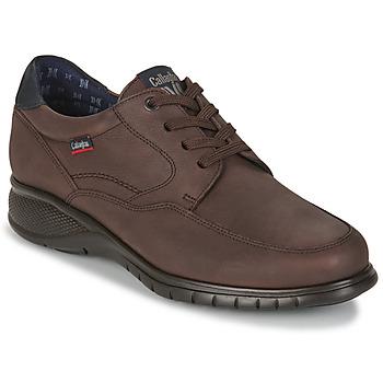 Cipők Férfi Oxford cipők CallagHan FREEMIND Fekete