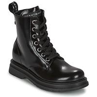 Cipők Lány Csizmák Tommy Hilfiger T4A5-32009-0776999 Tengerész