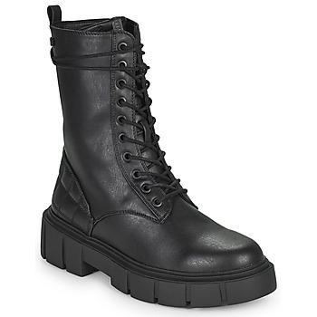 Cipők Női Csizmák MTNG 50188-C51975 Fekete