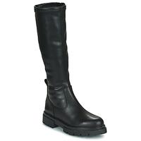 Cipők Női Városi csizmák MTNG 52465-C52355 Fekete
