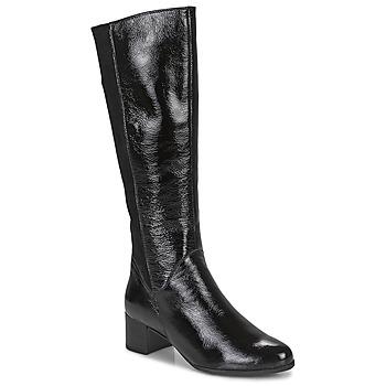 Cipők Női Városi csizmák Caprice 25517-011 Fekete