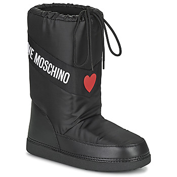 Cipők Női Hótaposók Love Moschino JA24032G1D Fekete