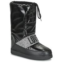 Cipők Női Hótaposók Love Moschino JA24042G1D Fekete