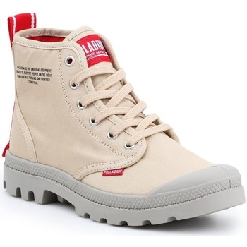 Cipők Férfi Magas szárú edzőcipők Palladium Manufacture Pampa HI Dare Bézs