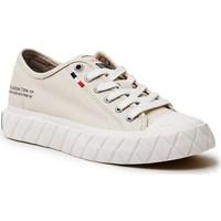 Cipők Női Rövid szárú edzőcipők Palladium Manufacture Ace Cvs Bézs