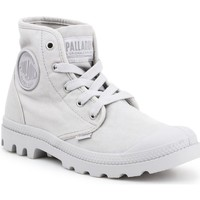 Cipők Női Magas szárú edzőcipők Palladium Manufacture Pampa HI Szürke