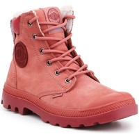 Cipők Női Hótaposók Palladium Manufacture Pampa Sport Cuff Wps Piros